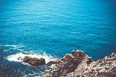 Bretagne (vincent massieye) Tags: bretagne france coast traval ocean blue poeple