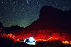 Big Bend Campground - Moab Field Office (BLMUtah) Tags: big bend campground outdoors night skies camping utah blm bureau land management life elevated