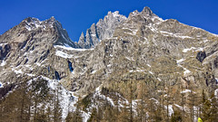 Monte Bianco from Val Veny (davee10101) Tags: 2016 2017 alps courmayeur italy landscape montblanc montebianco mountains snow valveny valledaosta it