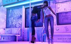 Neon Subway (3XIS) Tags: blog blogger blogging empire exis fashion jules lelutka maitreya ninety photography pixicat poseit posesfair2017 secondlife womensfashion
