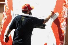 17992169_960692097401549_7960588464941970_n (BENET - BNT) Tags: bh tattoo festival benet bnt kren graffiti rosto indígena pindorama brasil live paint guerreiro ancestral
