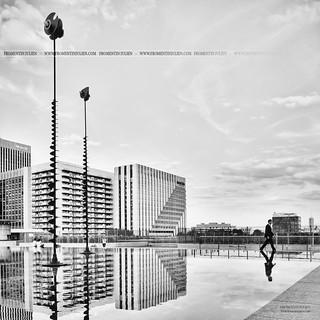 Bassin Takis, La Défense