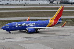 "Southwest Airlines ""The Donald G. Ogden"" // Boeing 737-7H4 // N439WN (cn 29834, ln 1356) // KCMH 3/19/17 (Micheal Wass) Tags: cmh kcmh johnglenncolumbusinternationalairport johnglenninternationalairport johnglennairport wn swa southwest southwestairlines boeing 737 boeing737 737700 boeing737700 7377h4 boeing7377h4 boeing737nextgeneration 737ng b737 n439wn aerotagged aero:airline=swa aero:man=boeing aero:model=737 aero:series=700 aero:tail=n439wn aero:airport=kcmh"