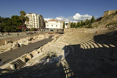 Roman Ruins - Malaga (rschnaible) Tags: roman ruins theater malaga spain espana building architecture ancient old historic history