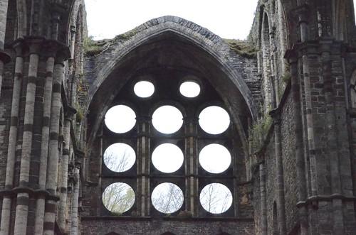 Villers-la-Ville (Brabant wallon), ruines de l'abbaye cistercienne