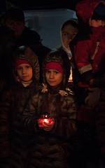 Пасхальная ночь в Троицком-Кайнарджи