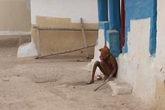Gond woman (wietsej) Tags: gond woman kawardha chhattisgarh india sonyalphadslra900 a900 sal70200g 70200 tribal rural village
