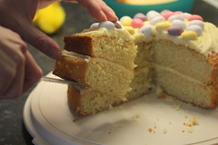 2017-04-16 Easter Cake (freedomn-m) Tags: easter cake homemade minieggs