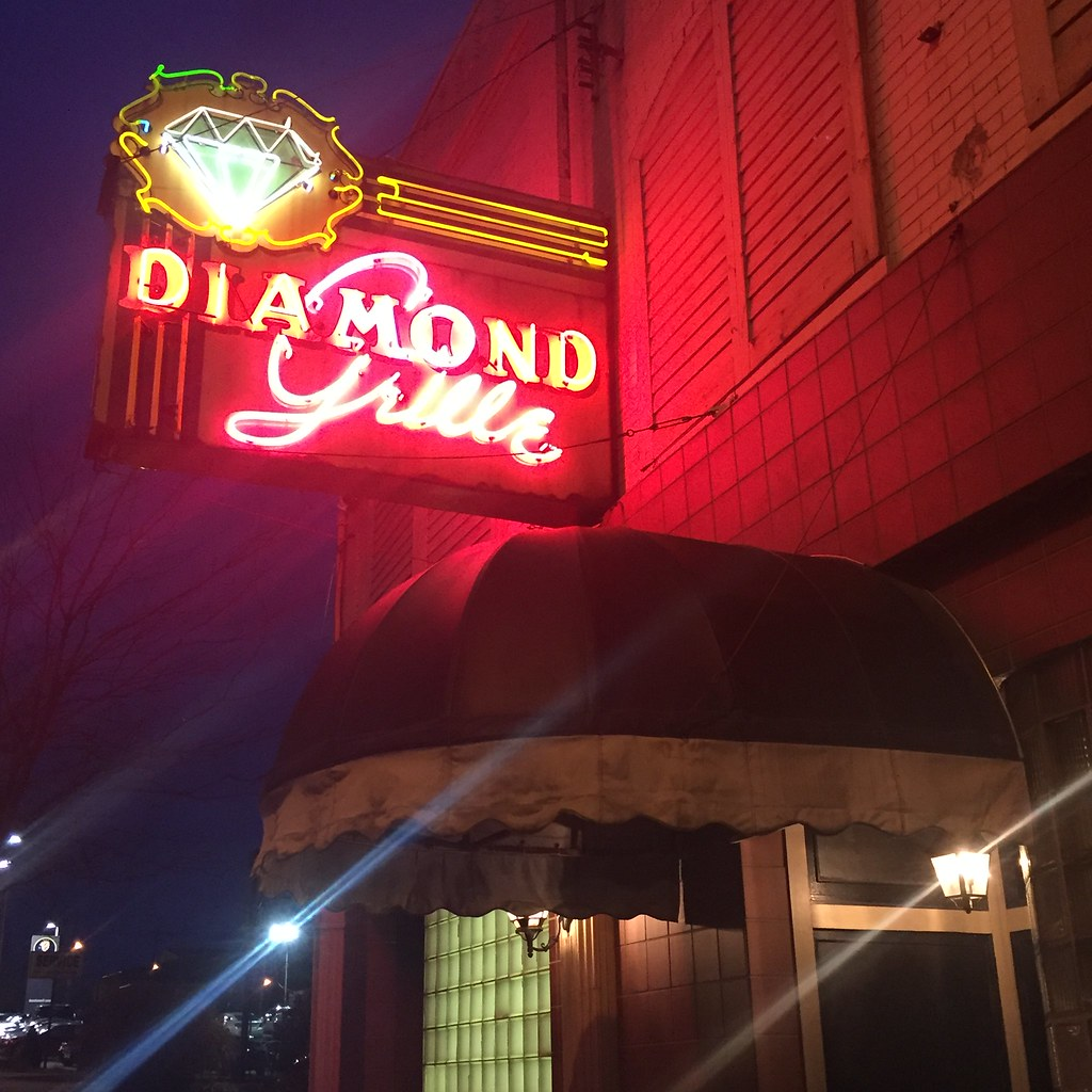 Diamond Grille Restaurant In Akron Ohio