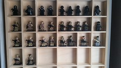 Lego Military Figures Update (影Shadow98) Tags: lego military soldier seal ranger army rok udt ksk sat sas marines force recon