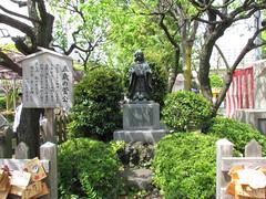 Wisteria Festival at Kameido Tenmangu Shrine (walking.biking.japan) Tags: tokyo kameido kotoku shrine