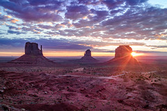 Sunrise (Hanna Tor) Tags: nature mountains canyon sky sun sunrise color hannator trip travel