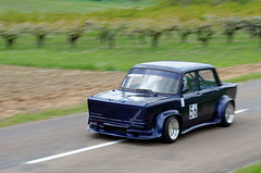 Simca Rallye II : the Dark Knight (Joseph Trojani) Tags: motorsport rallye simca simcarallye race hillclimb racecar nikon d7000 bourgogne burgundy irancy mouvement