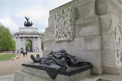 Royal Artillery Memorial (inuitmonster) Tags: memorials london war hydeparkcorner royalartillerymemorial