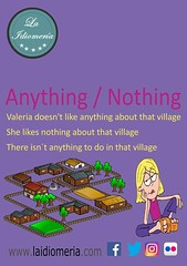 Is there anybody studying?  #laidiomeria #nothing #anything #village #town #grammar #pueblo #town #littletown #englishgrammar (laidiomeria) Tags: grammar town pueblo anything englishgrammar village nothing laidiomeria littletown