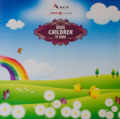 ... (Kris Kumar) Tags: india kids children parents team may kerala acs kochi xerox 2013 infopark kakkanad canon7d employeeengagement canonef2470mmf28llens bringchildrentowork bringkidstowork xeroxservices