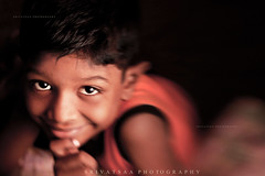 One in a Million (srivatsaa) Tags: portrait india smile lensbaby photography mood child dreamy oneinamillion childportrait srivatsaa lensbabycomposerpro srivatsaaphotography srivatsansankaran joyousmood