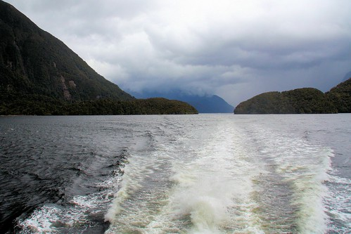 Doubtful Sound, Fiordland - New Zealand Dec 2008