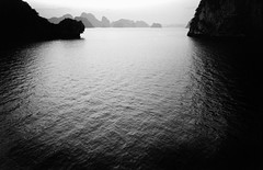 Sway (Brendan Gara) Tags: leica film 35mm bay blackwhite kodak 28mm trix hc110 vietnam m6 halong elmarit