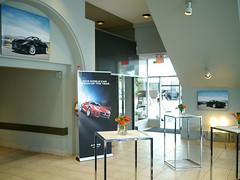 Side-Entrance (Dilawri Group of Companies, BC Region) Tags: sun vancouver vintage bc rover business catherine land jaguar sullivan spencer zack barr etype 140 tanis xk ftype