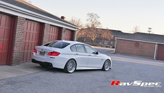 "WORK VSXX on new BMW 5 Series • <a style=""font-size:0.8em;"" href=""http://www.flickr.com/photos/64399356@N08/9147104402/"" target=""_blank"">View on Flickr</a>"