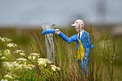 The Bengtskar rain catcher (pentlandpirate) Tags: sea lighthouse rain weather suomi finland baltic catcher measure bengtskar