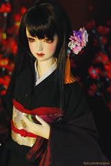 (= ann =) Tags: kimono bjd oriental superdollfie volks ryo sd16 narasakiryo