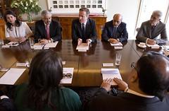UK Prime Minister, David Cameron meets with senior business delegation in Pakistan (UK in Pakistan) Tags: pakistan visit nationalmonument islamabad davidcameron shakarparian presidentzardari pmnawazsharif