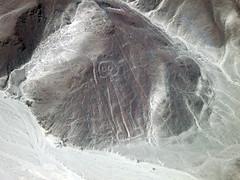 Nazca Lines - The Astronaut (CedarNomad) Tags: peru astronaut nazcalines nazca