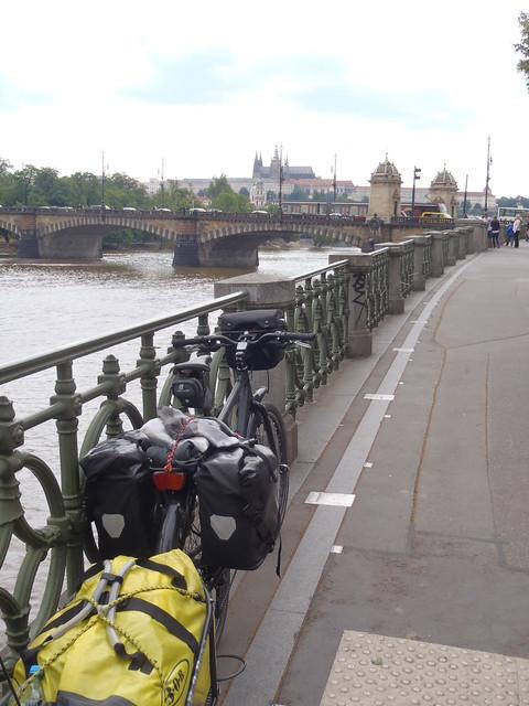 Rodamundos: saliendo de Praha