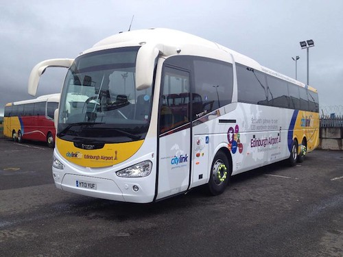 Scottish Citylink wcm airport express