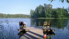 Summer in Finland (csaavedra) Tags: summer lake finland sysmä