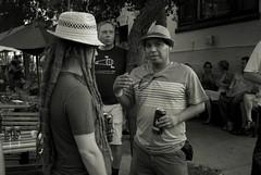 L1119412 (erlin1) Tags: 2013 barbette bastilleday july leicam8 minneapolis mn usa blackandwhite event summer