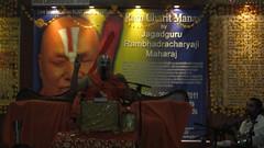 Jagadguru Rambhadracharya in Singapore