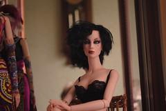 Sybarite Bronze (Holcolf) Tags: skye bronze dc lingerie wig severe sybarite superdoll superfrock droyce