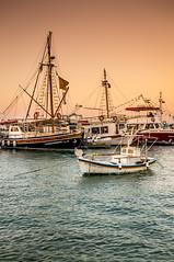 Port of Antiparos - Greece (IzTheViz) Tags: sigma sonynex nex5n sonynex5n