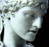 White Sappho (leoncillo sabino) Tags: new york city nyc portrait sculpture art museum greek roman olympus escultura gods colored met sappho metropolitan rostro sabino olimpo demigod leoncillo leoncillosabino jorgehelias