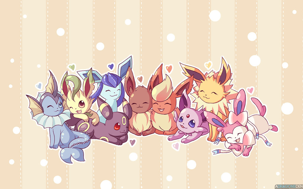 commission___eeveelution_wallpaper_by_dragonsdenda-d5x90qr