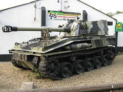 1966 ABBOT 8000cc FV433 TANK JBC762D (Midlands Vehicle Photographer.) Tags: tank 1966 abbot 8000cc fv433 jbc762d