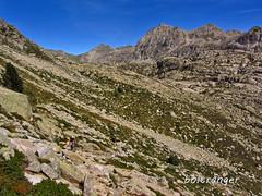 Camino entre Estany Gento y C. Font Sobirana