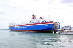 Super Shuttle Roro 9 (esy05) Tags: 9 super shuttle roro