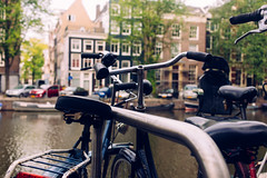 (cpsimit) Tags: travel amsterdam bike bicycle germany photography canal europe saxony thenetherlands streetphotography urbanphotography waldenburg canon6d