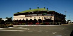 grand hotel hughenden (harry de haan) Tags: road mt australia outback pubs isa australianoutback onderweg harrydehaan aussiepubs tsvisa roadtomtisa