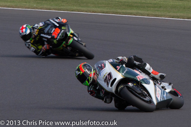 Michael Laverty and Bradley Smith