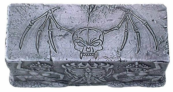 惡魔人神像系列 惡魔十八轉生 第一彈 惡魔人