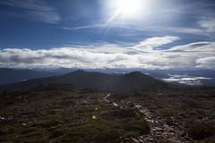 Hartz Peak Track