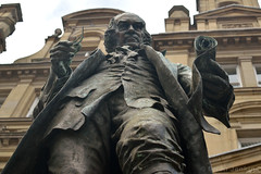 James Watt Statue (Bri_J) Tags: statue nikon leeds jameswatt d3200