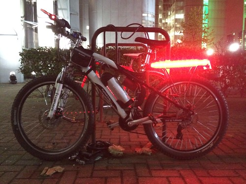 lighting bike electric e stealth ebike pedelec cyclotricity