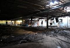 Don't Walk Here (Buckeye04) Tags: ohio building mill paper jones factory decay middletown harding urbex abanoned hardingjones
