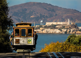 Alcatraz and Cable Car